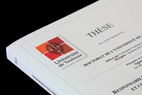Top Mémoire livré en france | Impression en ligne: thèse, mémoire  QE75